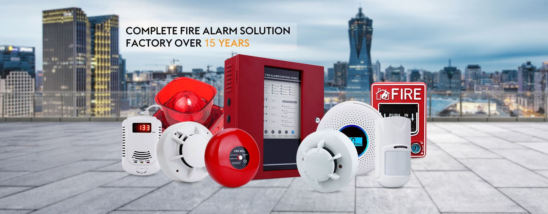 fire detector photoelectric smoke detectors