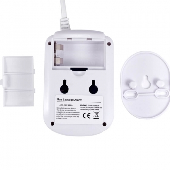 home natural gas detector