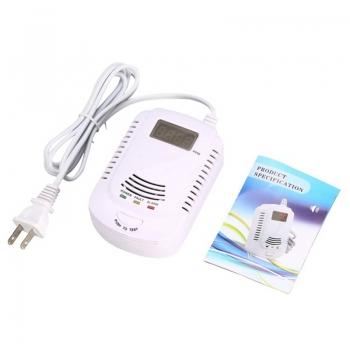 home natural gas detector alarm