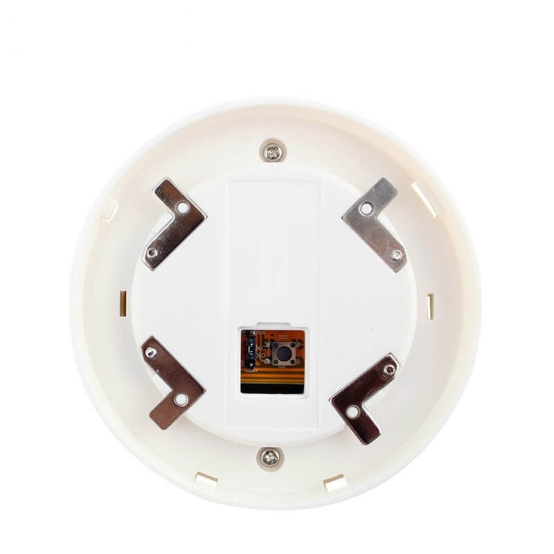 all types of fire detectors including hard wired smoke alarm