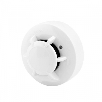 hard wired smoke alarm and types of fire detectors