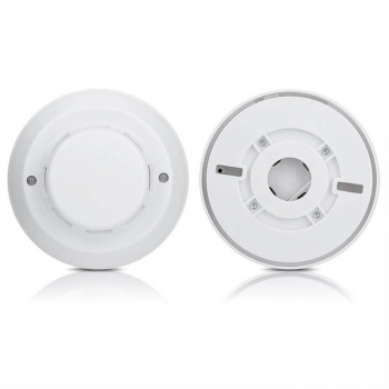 two output types of smoke alarms for commercial