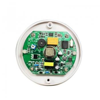 two output types of smoke alarms