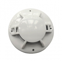 Hard wired fire detector photoelectric smoke detector mains smoke alarm