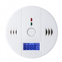 sumring co alarm co sensor carbon monoxide detector free with led display