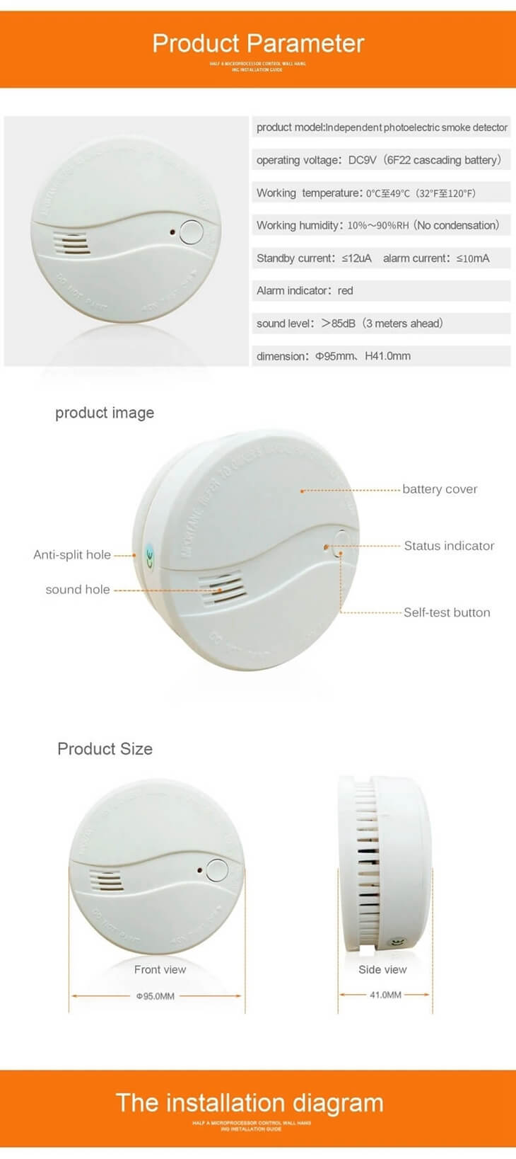 smoke detector cost list and smoke photoelectric detectors for you
