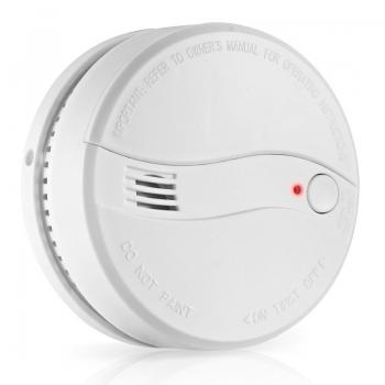 Standalone photoelectric smoke alarm optical smoke alarm for fire security