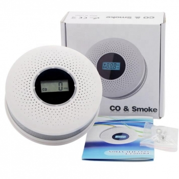 fire and carbon monoxide detector