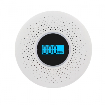 photoelectric smoke alarm smoke co detector fire and carbon monoxide detector