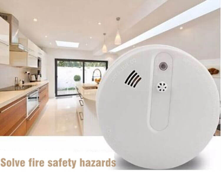 How to check if a smoke detector is good or bad?