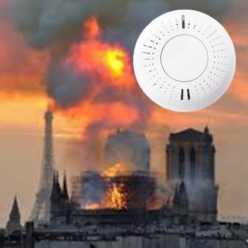 How many types of smoke detectors ?