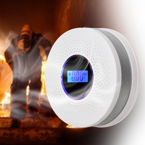 What a great smoke CO combo alarm !