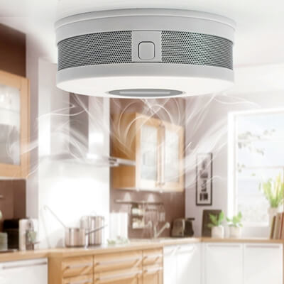 Do you know the good function of smoke alarm carbon monoxide combo detector ?