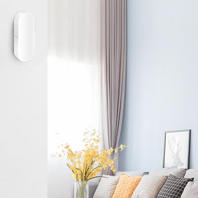 How about  wifi smart door alarm ?