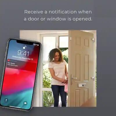 Wifi Smart Door Sensors---Home Security Devices