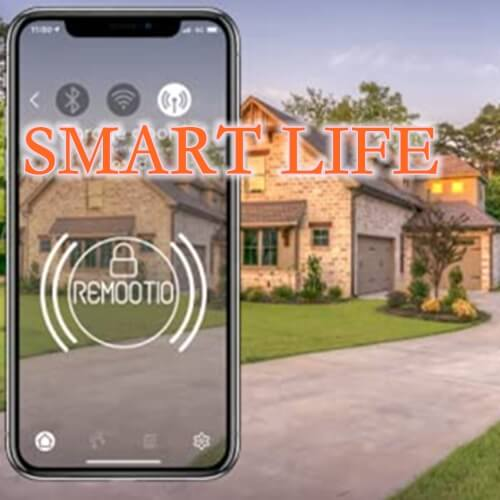 How to enjoy happy life with smart life door sensor ?