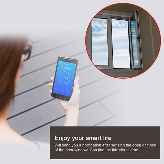 Why is this tuya smart door sensor so popular ?