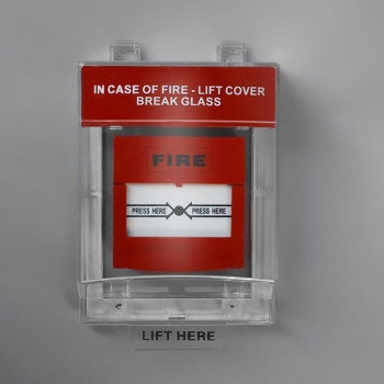 fire alarm call point covers (4)